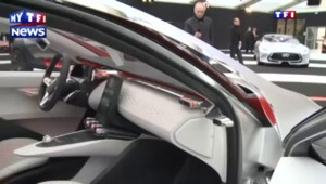 Renault Eolab, Alpine Vision Grand Tourismo... les concept-cars s'exposent à Paris
