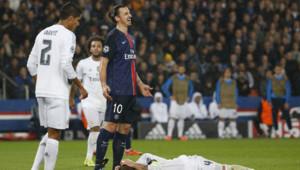 Zlatan Ibrahimovic PSG Real Madrid