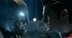 "Ben Affleck et Henry Cavill dans ""Batman v Superman : Dawn of Justice"" de Zack Snyder"