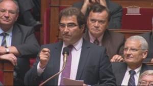 Christian Jacob à l'Assemblée nationale