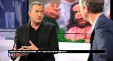 Christophe Dechavanne regrette la télé décomplexée