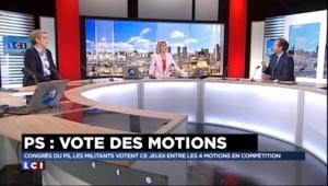 """Congrès du PS : la motion A, portée par le gouvernement, veut """"engager une phase de redistribution"""""""