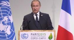COP 21 : le discours de Poutine (30/11)