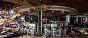 Costa Concordia : le paquebot vu de l'intérieur