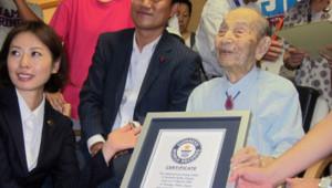 Doyen de l'humanité Japon Yasutaro Koide
