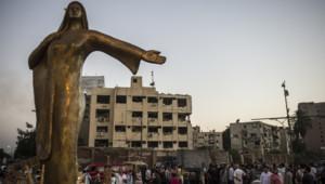 Egypte Attentat Le Caire