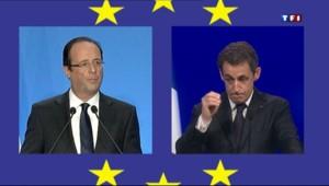 Europe : ce que proposent Hollande et Sarkozy ?