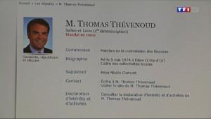Le 20 heures du 8 septembre 2014 : Affaire Th�noud : le si� du d�t�n p�l - 549.945