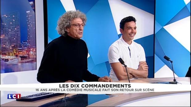 """Le retour des """"10 Commandements"""" : Kamel Ouali """"flippe un peu"""" à l'idée de commencer les auditions"""