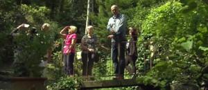 Les beaux jardins (3/5) : le jardin d'Eden de Thierry en Ardèche