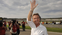 Luca Di Montezemolo quittera Ferrari le 13 octobre prochain.