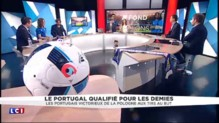 Quaresma qualifie le Portugal : le crie de joie des commentateurs