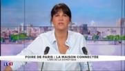 Réfrigérateur, machine à café connectée, les innovations récompensées à la Foire de Paris