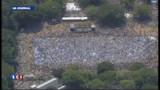 Nucléaire : manifestation monstre à Tokyo