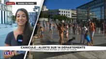 Alerte à la canicule : à Paris, des salles de rafraîchissement pour les personnes à risques