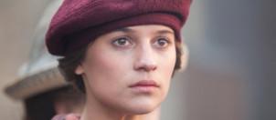 Alicia Vikander dans Mémoires de jeunesse.