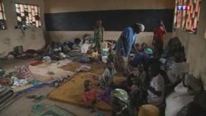 Centrafrique : réfugiés après les violences religieuses de l'automne 2013