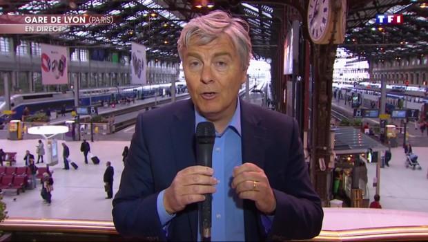 Grève nationale à la SNCF