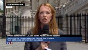 """Hélène Lecomte : """"Des soupçons de liens privilégiés entre le juge et une experte"""""""