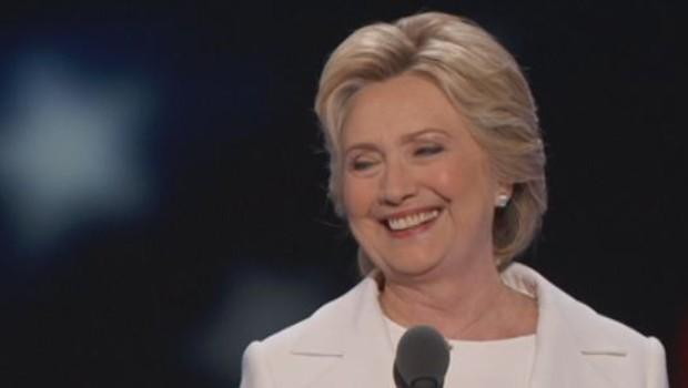 Investiture démocrate d'Hillary Clinton