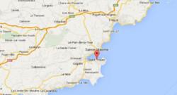 Le bébé de 9 mois a été retrouvé mardi dans une crique des calanques du cap Rabiou à Saint-Tropez par une promeneuse