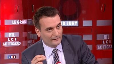 """Référendum : """"Le début de la fin de la zone euro"""", affirme Philippot"""