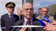 """Cazeneuve condamne les """"violences absolument inaceptables"""" dont été victimes les policiers"""