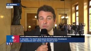 """""""Ce n'est pas House of Cards les bureaux politiques de l'UMP"""""""