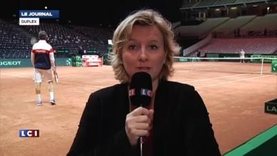 Coupe Davis : Richard Gasquet pour affronter Roger Federer ?