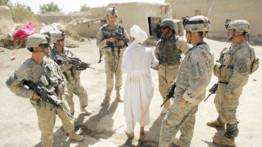Des soldats américains en Afghanistan.