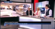 Edito d'Arlette Chabot : Nicolas Sarkozy, par envie et par devoir