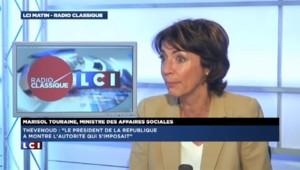 La colère de Marisol Touraine contre Cécile Duflot
