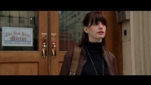 Le diable s'habille en Prada, Anne Hathaway