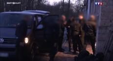 Le RAID, police d'élite, appelé en urgence après une prise d'otage en prison