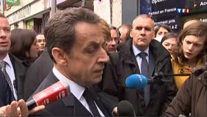 Sarkozy n'apprécie pas les propos de Guéant