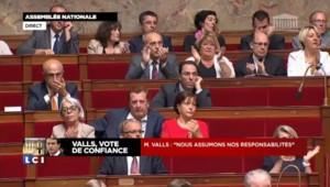 """Valls à l'opposition : """"Vous ne pouvez pas venir nous donner des leçons !"""""""
