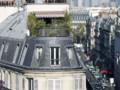 Vue de Paris 2ème, immeubles de la capitale