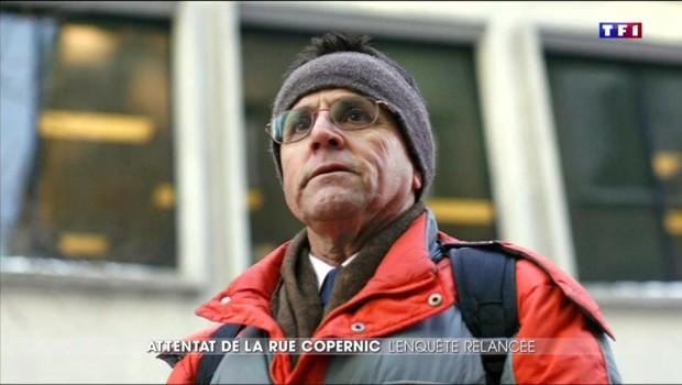 Attentat de la rue Copernic : le principal suspect sort de prison