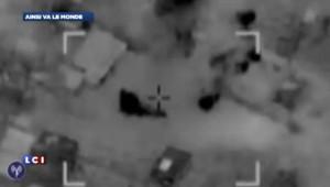 Intenses salves de roquettes contre Israël, raids israéliens sur Gaza