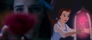 La Belle et la bête, film et dessin-animé
