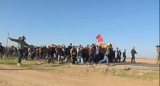 Le 13 heures du 23 octobre 2014 : Les Kurdes d'Irak vont envoyer des renforts �obane - 673.2007305297851