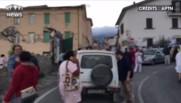 Séisme en Italie : les dégâts à Amatrice, l'une des villes les plus proches de l'épicentre