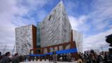 Pour le centenaire de son naufrage, le Titanic a son musée