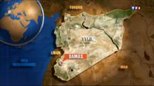 Damas, en Syrie.