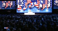 En visite à Washington, Netanyahu accueilli comme une rock-star