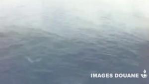 La marine française saisit une vingtaine de tonnes