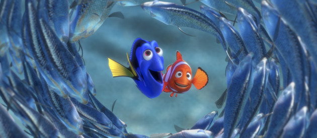 Le Monde de Nemo de Andrew Stanton et Lee Unkrich