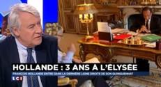 """""""Les trois ans n'ont pas été bénéfiques pour la France"""", assure Claude Goasguen"""