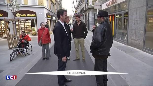 Marianne à terre matraquée par 2 policiers, l'oeuvre d'art urbain qui fait polémique à Grenoble