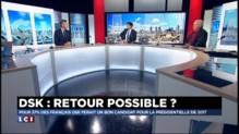 """Présidentielle : Dominique Strauss-Kahn de retour en politique ? """"C'est absolument impossible"""""""